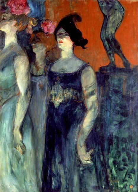 Chefs-d'œuvre de la collection E.G. Bührle (5)