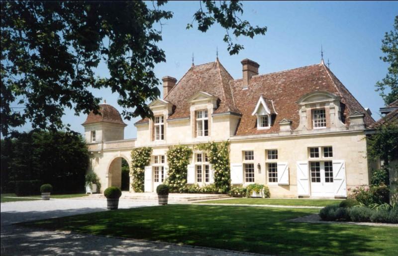 Le département de la Gironde ne touche pas celui :