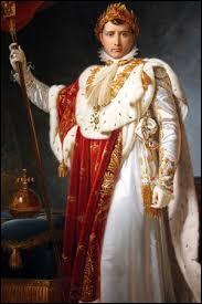 Napoléon Bonaparte est né le 15 août 1769 à Ajaccio.
