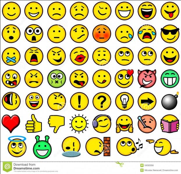 Quelle est ton émotion préférée ?