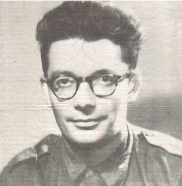 """Instituteur en Haute-Vienne, communiste, il organise dès l'été 1940 des groupes clandestins. Surnommé le """"Préfet du Maquis"""", de qui s'agit-il ?"""