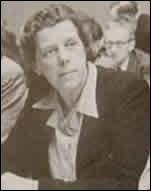 Syndicaliste et communiste, elle prend part à l'organisation de la résistance dans le Nord-Pas-de-Calais et notamment de la grève des mineurs de mai 1941. Arrêtée par la Gestapo, elle est déportée à Ravensbrück d'où elle est libérée en avril 1945. De qui s'agit-il ?