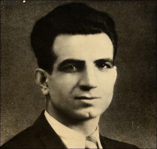 """Arménien, communiste, il entre dans la Résistance à partir de 1941 et combat dans les FTP-MOI que les Allemands ont qualifié d'Armée du Crime dans """"l'affiche rouge"""". Arrêté, il est fusillé en février 1944. Qui est-ce ?"""