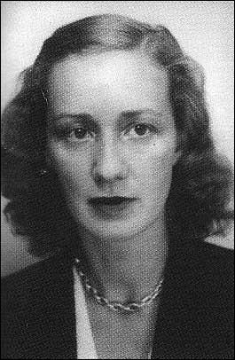 Chef du réseau Alliance, renseignement au service des Anglais, elle a été, dès 1941, la seule femme à diriger un grand réseau. De qui s'agit-il ?