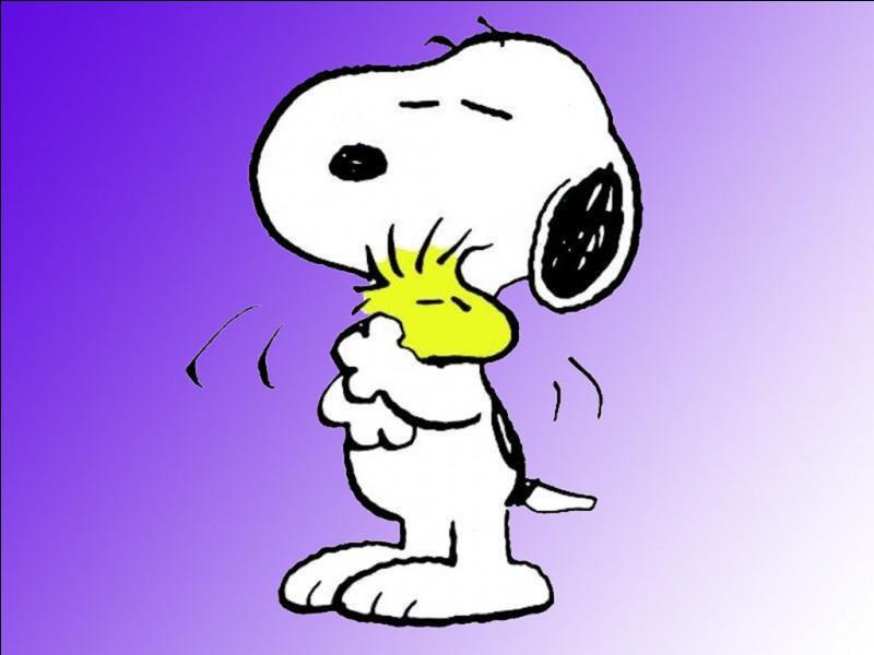 Comment s'appelle le maître de Snoopy ?