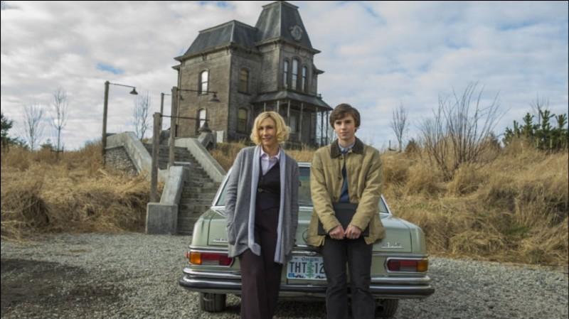 Comment s'appelle le motel de Norma et Norman ?