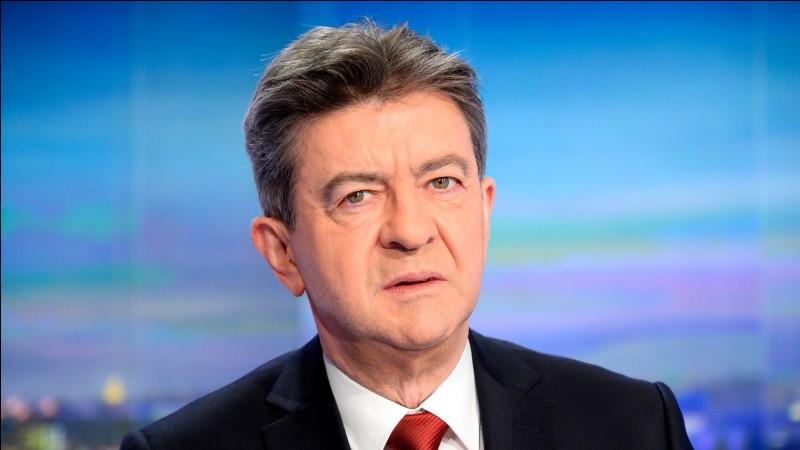 Complétez le nom de ce candidat Jean Luc ...