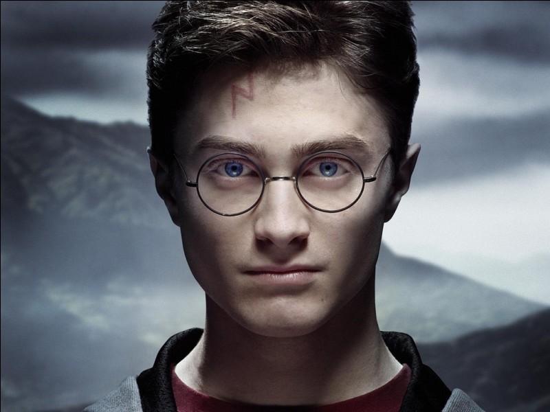 Comment s'appelle l'acteur qui joue Harry Potter ?