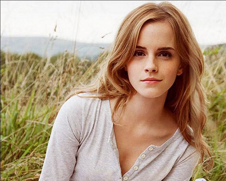 Comment s'appelle l'actrice qui joue Hermione Granger ?
