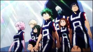 Quelle est la première épreuve du championnat du lycée Yuei ?