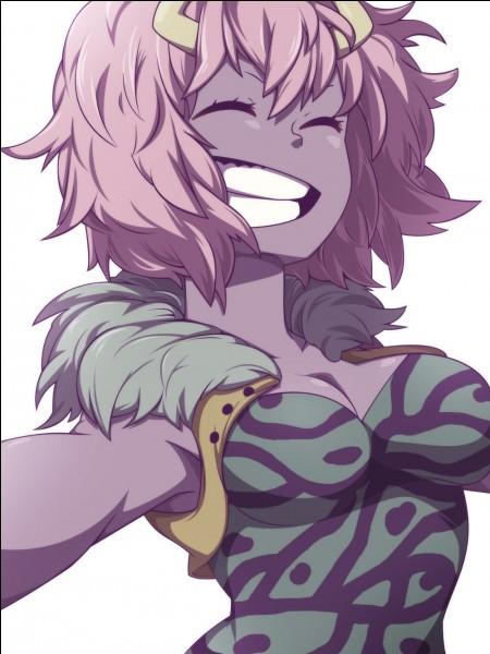 Quel est le pouvoir de Mina Ashido ?