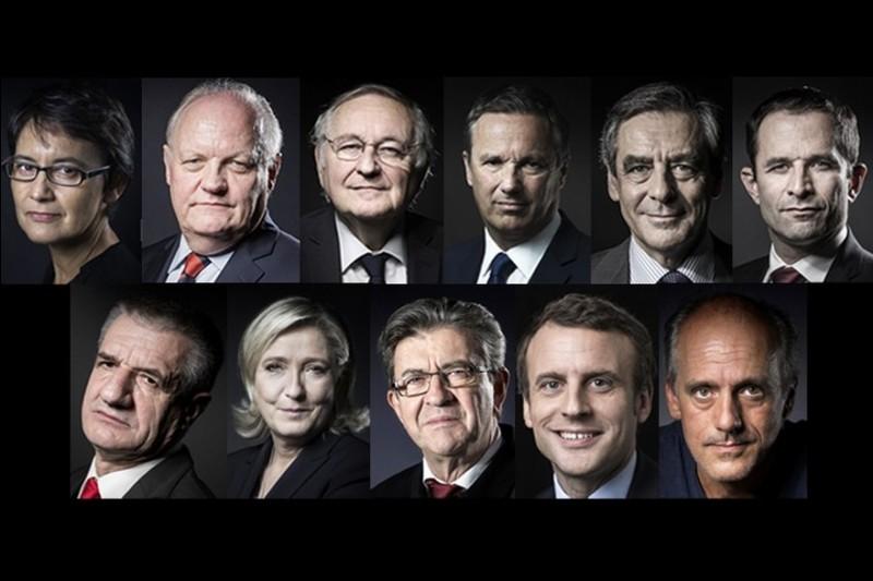 Combien de candidats y a-t-il lors du second tour ?