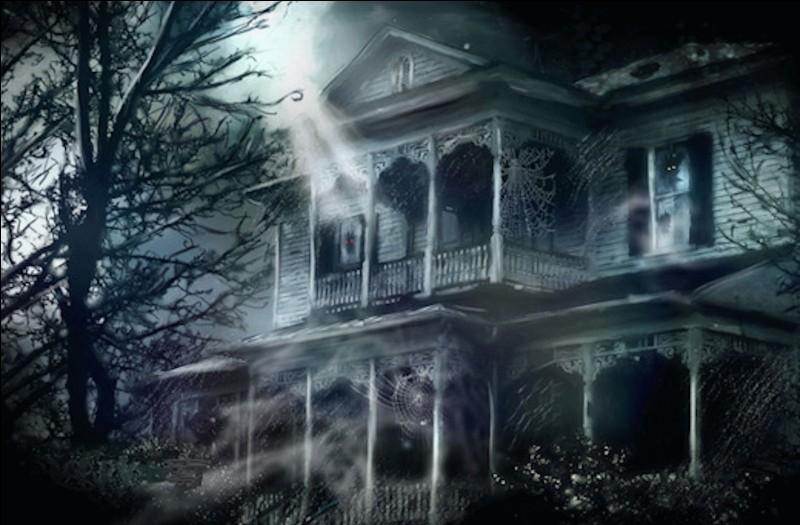 Que fais-tu si tu entends un bruit à l'étage de ta maison ?