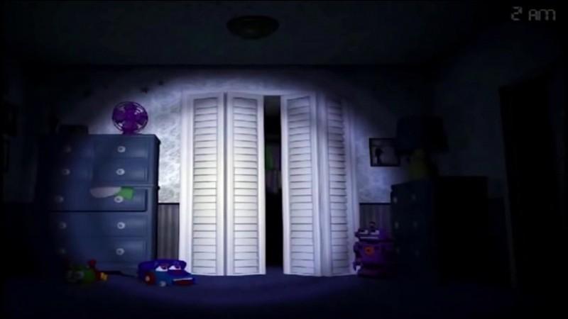En pleine nuit, tu es dans ta chambre quand tu entends un bruit. Que fais-tu ?