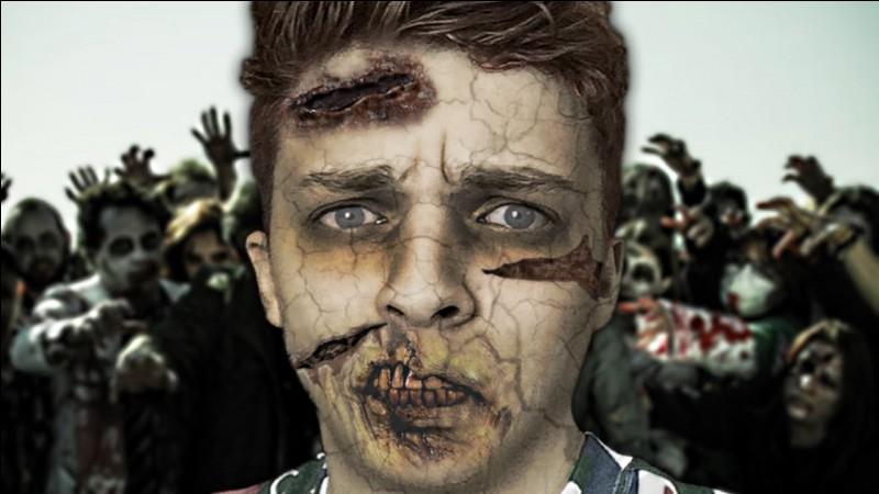 Tu vois tous tes proches se faire dévorer vivants par des zombies. Que fais-tu ?