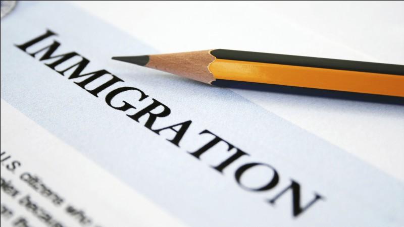 Que penses-tu de voter un plafond d'immigration par rapport aux capacités d'accueil de la France ?*plafond = limite