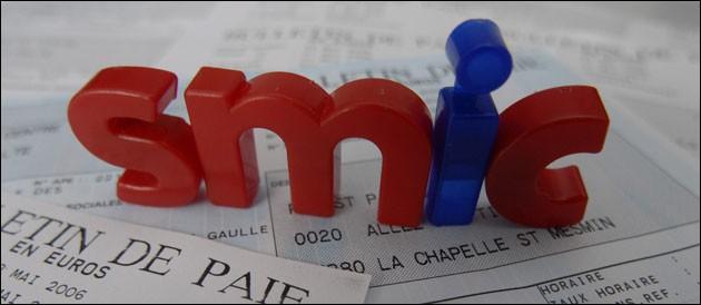 Que penses-tu d'augmenter les salaires et le SMIC ?*SMIC = salaire horaire minimum.
