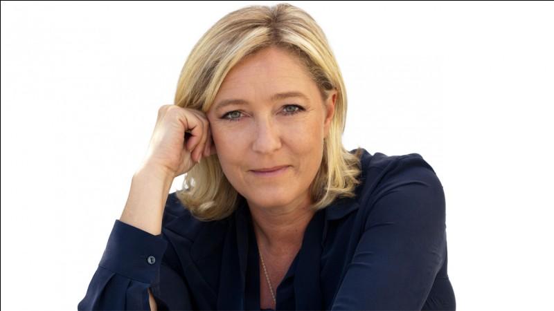 Quant à la taxe d'habitation, que propose Marine Le Pen la concernant ?
