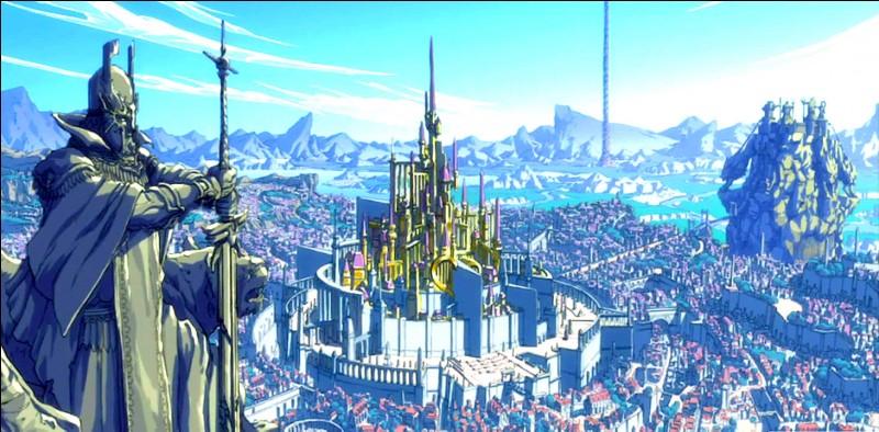 Quelle est la capitale de Fiore ?