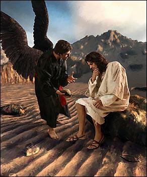 Pendant combien de jours, le messie affronta le Diable dans le désert ?