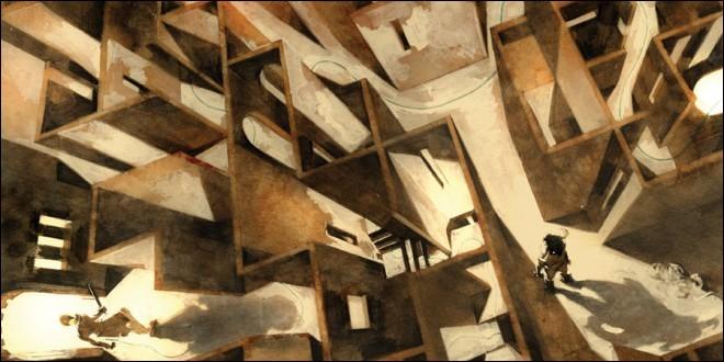 Terrible affrontement dans un labyrinthe de Thésée contre le Minotaure. Où se déroula-t-il ?