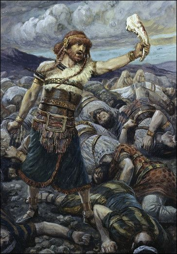 À lui seul et la force de Dieu, le puissant Samson démolira très violemment avec une mâchoire d'âne 1000 soldats Philistins. Ce Nazir faisait partie de quelle tribu ?