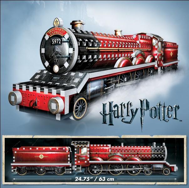 Où Harry et Ron se rencontrent-ils la première fois ?