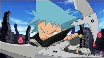 Deuxième équipe très importante aussi dans ce manga, l'équipe de Black Star et :