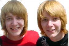 Comment s'appellent ces jumeaux ?