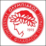 Lequel de ces joueurs de l'Olympiakos est Brésilien ?