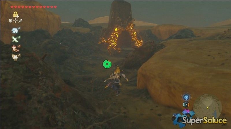 Quizz Zelda : Breath of the Wild