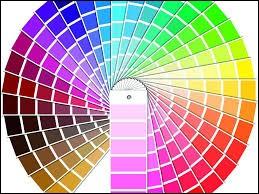 Parmi les couleurs proposées, deux sont des couleurs primaires, lesquelles ?