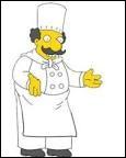 Quelle est l'origine du cuisinier Luigi ?