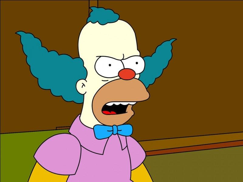 Pourquoi ne voit-on jamais Krusty à l'église ?