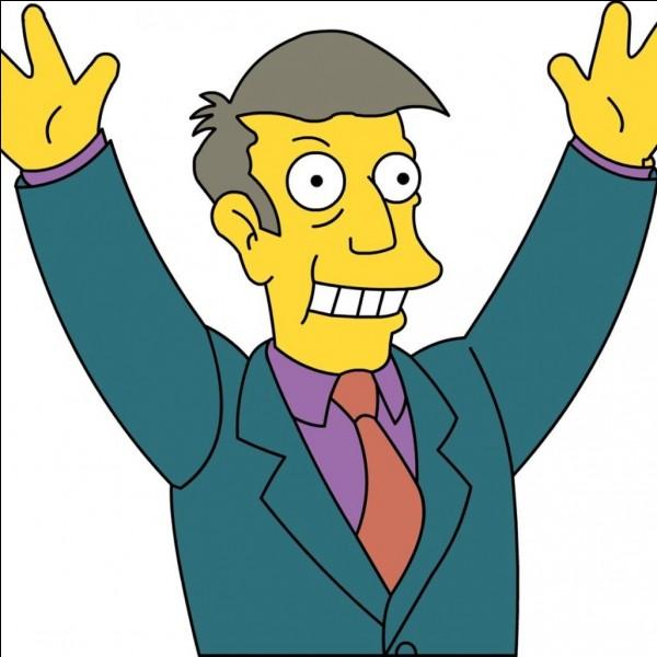 Seymour Skinner est le principal de l'école de Springfield, mais où est-il né ?