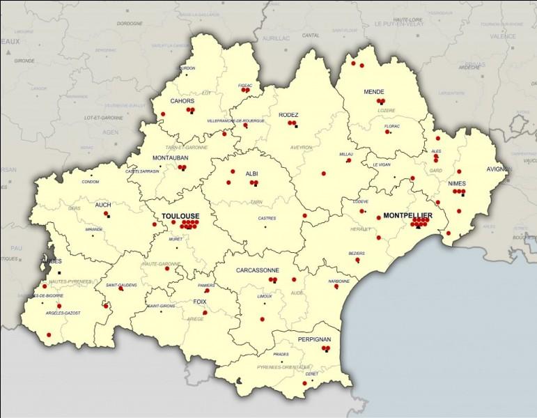 UNION (L') - Dans quel département se situe cette ville de la banlieue de Toulouse ?
