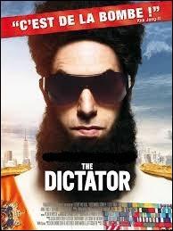 """Identifiez le comédien interprétant le président aussi loufoque que despotique d'un pays fictif du Moyen-Orient, dans """"The Dictator"""", sorti en 2012 et réalisé par Larry Charles :"""