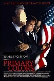 """Lequel de ces comédiens se glisse dans la peau du candidat à la présidence au coeur de l'intrigue de """"Primary Colors"""" ?"""