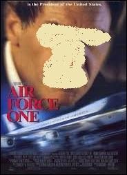 """En 1997, qui incarne le président américain dans le long-métrage """"Air Force One"""" ?"""
