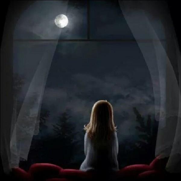 """Quel écrivain, auteur de """"La nuit des temps"""", a écrit """"Colomb de la lune"""" ?"""