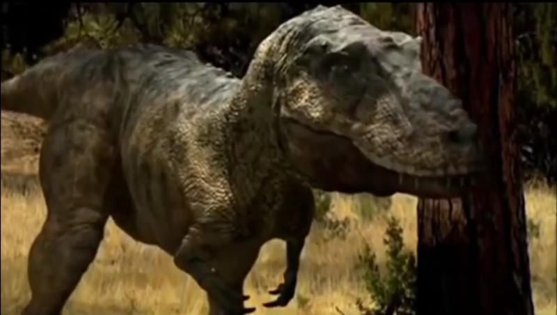 Quelle taille faisait un membre antérieur de Daspletosaurus torosus ?
