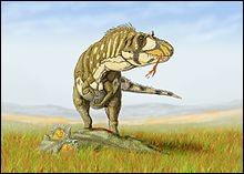 """Que signifie le nom, """"Daspletosaurus"""" ?"""