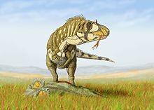 Le Daspletosaurus
