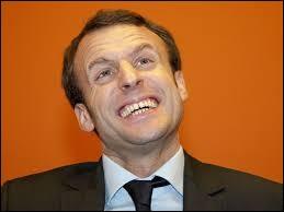 Quel est le prénom de Macron ?
