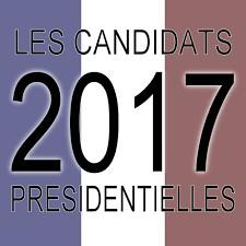 Prénoms des candidats et candidates à l'élection présidentielle de 2017