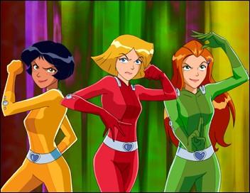 Parmi ces héroïnes, qui aime les garçons ?