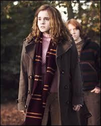 Hermione, pourquoi tu fais la tête ?
