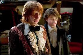 Qu'est-ce qu'il y a Ron ? Pourquoi tu n'es pas content ?