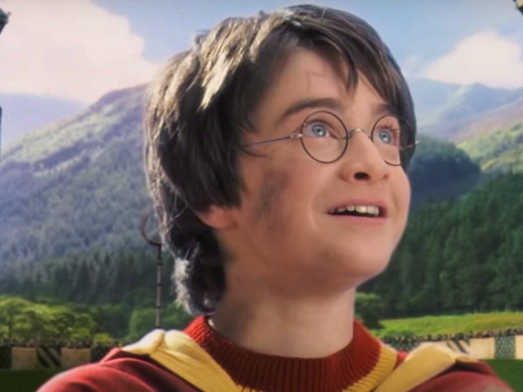 Scènes dans Harry Potter