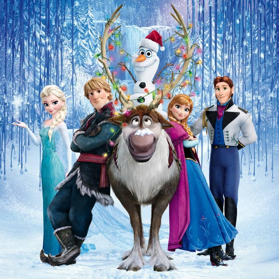 Quel personnage de 'La Reine des neiges' es-tu ?